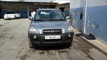 Hyundai Tucson 2006 For sale - Turquoise color