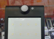 wall light solar