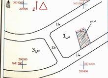 ارض للبيع بداخل المخطط العمراني لمدينة جنزور