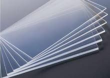 ألواح أكريليك شفاف سماكة 6mm.   5mm.  3mm للبيع