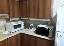 مطبخ مع بوتاجاز