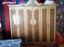 6 Door Cupboard and table