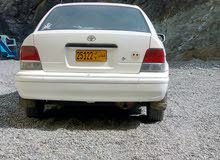 Toyota Tercel car for sale 1999 in Rustaq city
