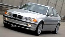 White BMW 318 2002 for sale