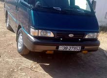 0 km mileage Kia Besta for sale