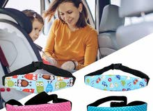 Baby safety belt or band for car seat