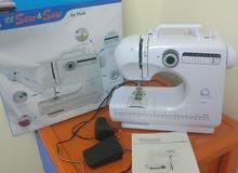 ماكنة خياطة Sew and sew