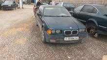 Gasoline Fuel/Power   BMW 318 1997