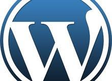 تصميم مواقع ومدونات