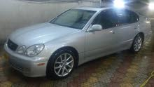 Used condition Lexus GS 1999 with 20,000 - 29,999 km mileage