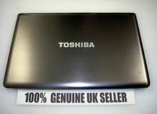 Used Laptop for sale of brand Toshiba