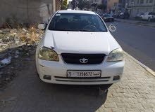 Used Daewoo Lacetti for sale in Tripoli