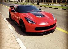 Chevrolet Corvette for sale in Dubai