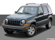 Jeep Liberty 2005 For sale - Green color