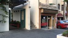محل تجاري للإيجار-جبل عمان الدوار الثاني مباشرة