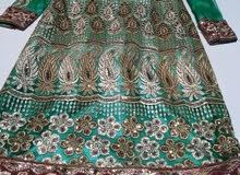 البيع لبس عماني مطور الجميل ونظيف لونه الأخضر جديد 30ريال