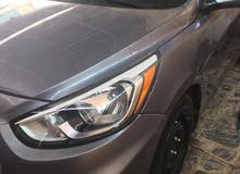Hyundai Accent 2017 For sale - Grey color