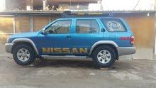 Blue Nissan Pathfinder 2003 for sale