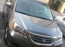 Used condition Honda Odyssey 2008 with  km mileage
