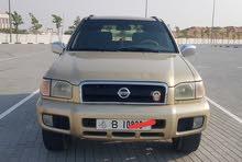 Nissan Pathfinder 2004 GCC & 3.5 V6 car in Ras alkhima نيسان باثفايندر 2004 خليجي 3.5