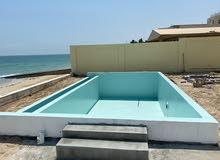 سباك احًاص سباحة plamping man for swimming pool