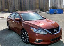 Nissan Altima 2016 SV full option