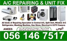 all kinds of home applaness repairing