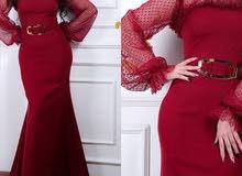 اخترنا لكم ارقى الفساتين الراقية والمميزة