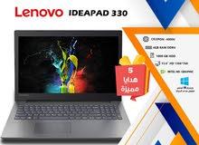 Lenovo ideabad celaron  4000u 4gram 1T hdd 15.6 monitor