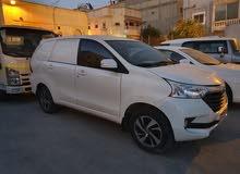 2017 Toyota Avanza Cargo Van low mileage