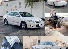 للبيع كامري GLX موديل 2011 بحالة ممتازه جدا 30/8/2021 وكالة البحرين   وجود دفاتر