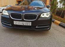 BMW 520i  ممتازة. موديل 2015