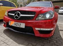 Mercedes C250, kit C63