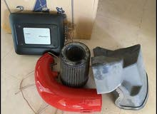 JLT filter ,roush exhaust , pioneer amplifier + Panasonic subwoofer