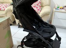 portable stroller fits in aircraft cabin space