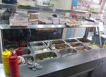 مطعم للبيع الشعب البحرى بجوار فلكس رجال الأعمال