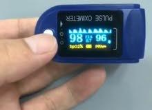 جهاز قياس الاوكسجين ودقات القلب مهم جدا