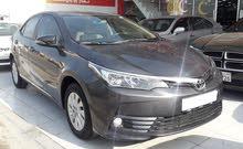 Toyota Corolla 2019 Full Option