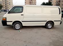 White Toyota Hiace 2000 for sale