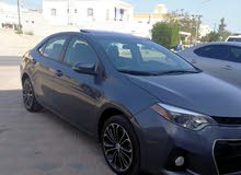 Blue Toyota Corolla 2014 for sale