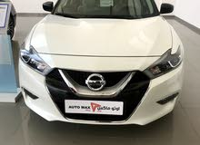 Nissan Maxima 2017 For sale - White color