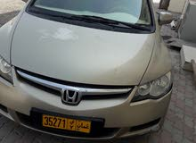 Used condition Honda Civic 2008 with +200,000 km mileage