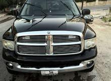Black Dodge Ram 2004 for sale