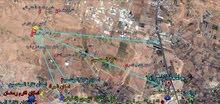 قطعة ارض في منطقة الذهيبة الغربيه ( إستثمارية )  وتصلح لمزرعه نموذجية قرب نقابة المهندسين