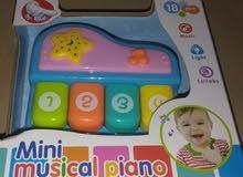 بيانو للبيبي نغمات مختلفه