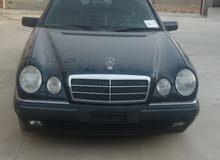 Mercedes Benz E 280 1998 For sale - Blue color