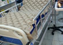 كراسي متحركة ، سرير طبي ، مستلزمات طبية