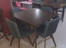 طاولة المطبخ او غرفة الجلوس