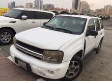km mileage Chevrolet TrailBlazer for sale