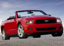 Automatic  2012 Mustang for rent